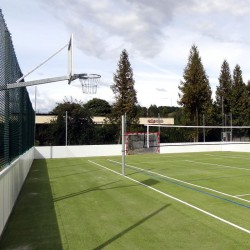 Outdoor playing fields system Easy Arena