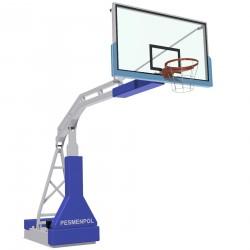 Portable basketball backstop NAJA 325