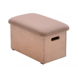 One-piece vaulting box