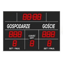 Wireless sports scoreboard ETW 100-201