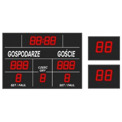 Wireless sports scoreboard ETW 100-203