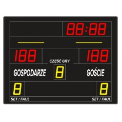 Wireless sports scoreboard ETW 130-10