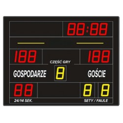 Wireless sports scoreboard ETW 130-30