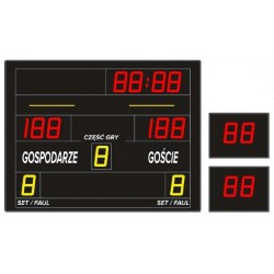 Wireless sports scoreboard ETW 130-60