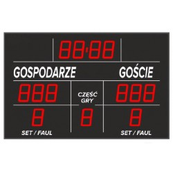 Wireless sports scoreboard ETW 155-301