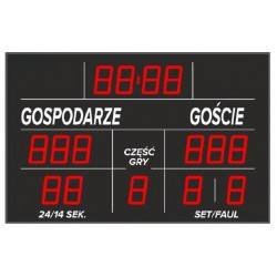 Wireless sports scoreboard ETW 155-302