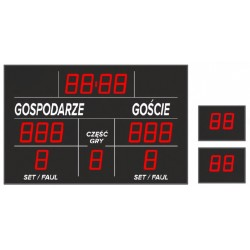 Wireless sports scoreboard ETW 155-303