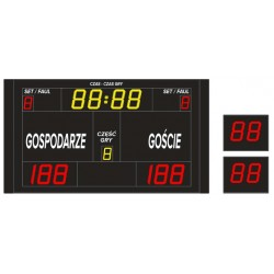 Wireless sports scoreboard ETW 220-160