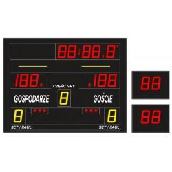 Professional sports scoreboard ETW 130-60 PRO