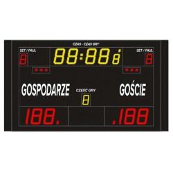 Professional sports scoreboard ETW 220-110 PRO