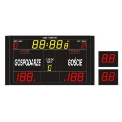 Professional sports scoreboard ETW 220-160 PRO