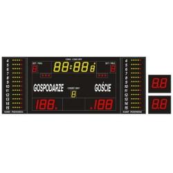 Professional sports scoreboard ETW 320-180 PRO