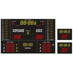 Professional sports scoreboard ETW 320-200 PRO