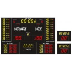 Professional sports scoreboard ETW 340-205 PRO