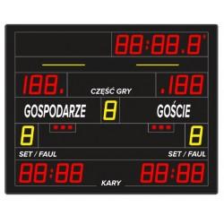 Professional sports scoreboard ETW 150-10 K PRO