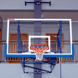 Basketball backboard 105x180 cm, acrylic glass 12 mm