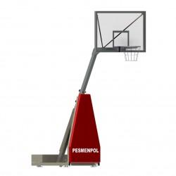 Portable basketball backstop NAJA MINI 125