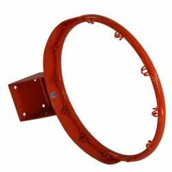 Standard basketball ring