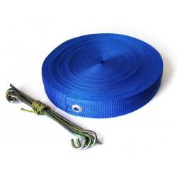 Badminton court boundary tape