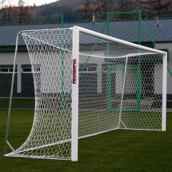 Portable aluminum training football goals 7,32x2,44 m