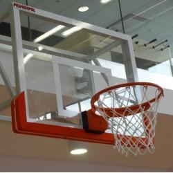 Basketball backboard 90x120 cm, acrylic glass 10 mm