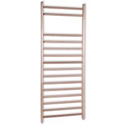 Single gymnastic wall bars