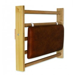 Pillow for gymnastic wall bars