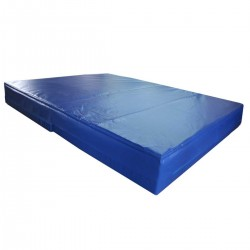 Quilt for landing mattress