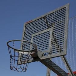Basketball backboards 90x120 cm, steel lattice