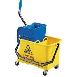Trolley for cleaning SPIDER