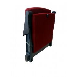 Upholstered seat ST-50, gravity-tilting