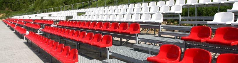 Tribunes for outdoor facilities