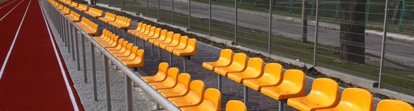 Seating for spectators