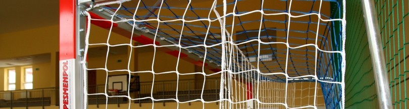 Assembly elements and accessories for handball goals